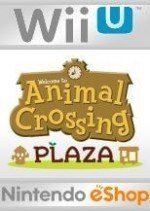 Animal Crossing Plaza - wiiu eshop
