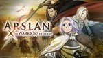 Arslan The Warriors of Legend - pcps3