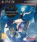 Deception Iv Blood Ties - ps3