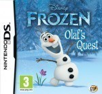 Disney Frozen - Olaf's Quest - nds