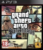 GTA San Andreas - ps3