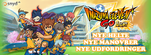 Inazuma Eleven Go: Light - N3DS