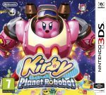Kirby Planet Robobot - N3DS