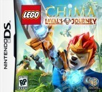 Lego Legends Of Chima Laval's Journey - nds