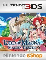 Lord of Magna Maiden Heaven - n3ds eshop