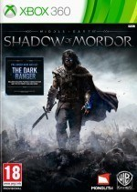 Middle Earth Shadow of Mordor - xbox360