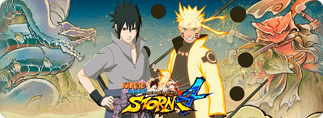 Naruto Shippuden: Ultimate Ninja Storm 4 - PS4