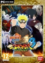 Naruto Shippuden Ultimate Ninja Storm 3 Full Burst - pc
