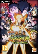 Naruto Shippuden Ultimate Ninja Storm Revolution - pc