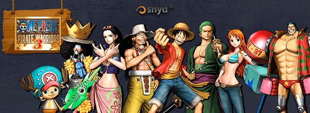 One Piece: Pirate Warriors 3 - PC