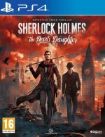 Sherlock Holmes The Devils Daughter - ps4