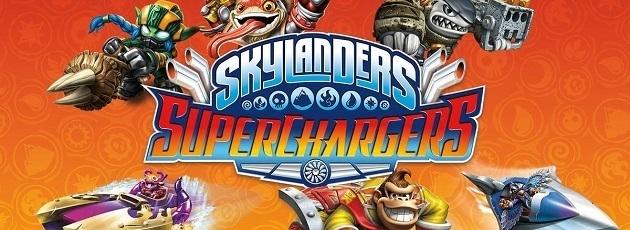 Skylanders: SuperChargers - PS4
