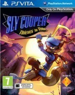 Sly Cooper Thieves in Time - psvita