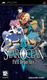 Star Ocean First Departure - Psp
