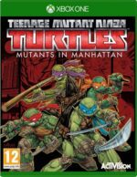 Teenage Mutant Ninja Turtles Mutants In Manhattan - xone
