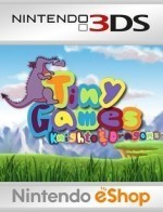 Tiny Games - Knights & Dragons - n3ds eshop