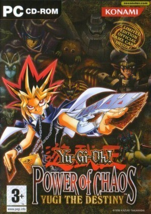 Yu-Gi-Oh! Power of Chaos - Yugi the Destiny - pc