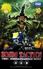 Zoids Tactics - ps2