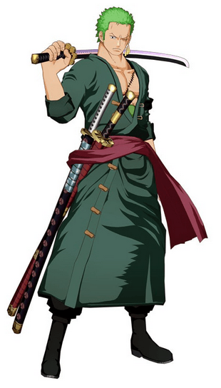 [FP]Kimitsu Ryukai Zoro_Unlimited_World_Red_Post_Skip