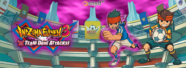 Inazuma Eleven 3: Team Ogre Attacks! - N3DS