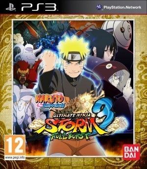 naruto shippuden ultimate ninja storm 3 full burst - ps3